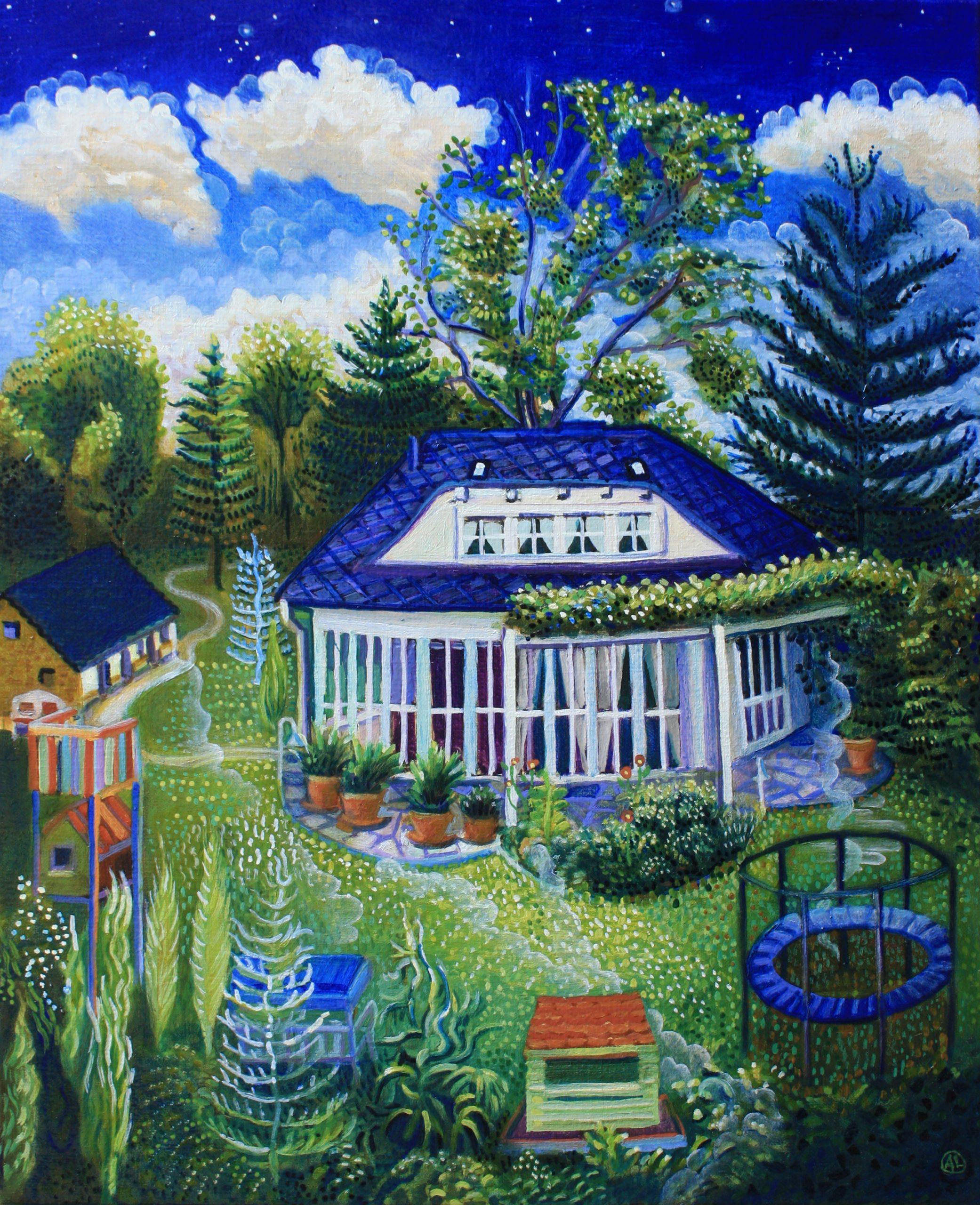 Haus am Wald Rand